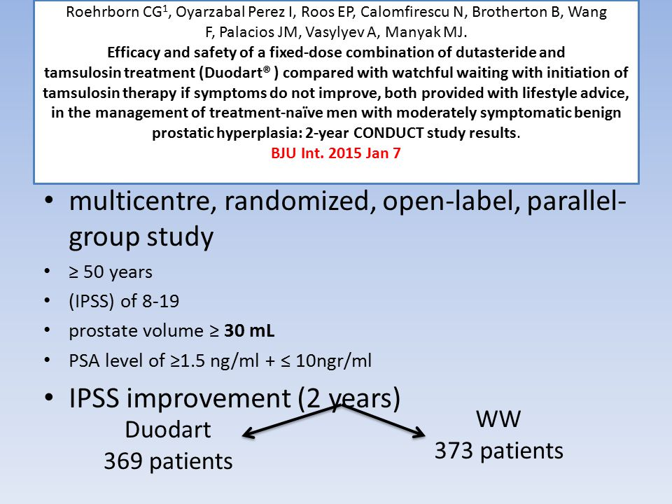 multicentre, randomized, open-label, parallel-group study