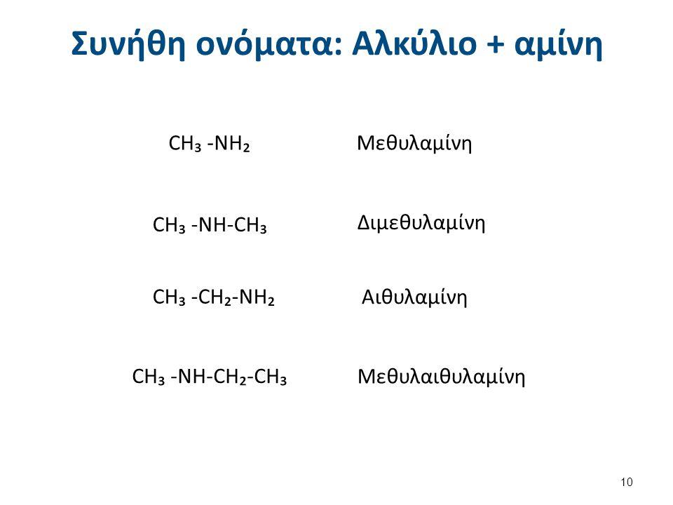 Ετεροκυκλικές Αμίνες N I N H Πυρρόλη Πυριδίνη