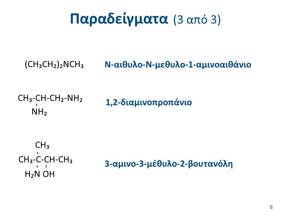 Ειδικά ονόματα αποδεκτά από την IUPAC