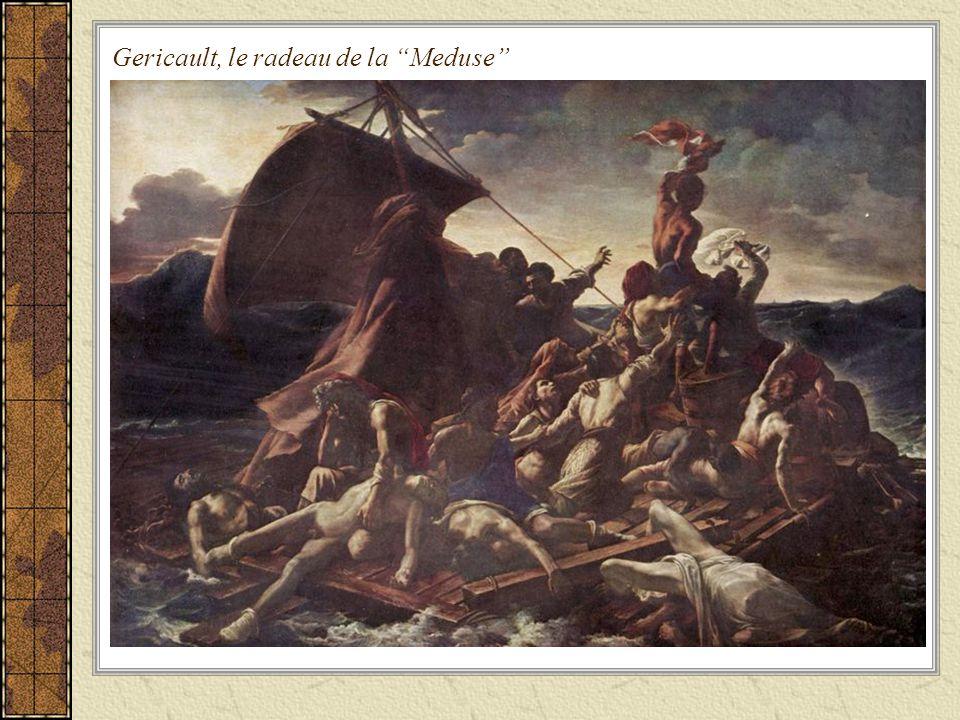 Gericault, le radeau de la Meduse