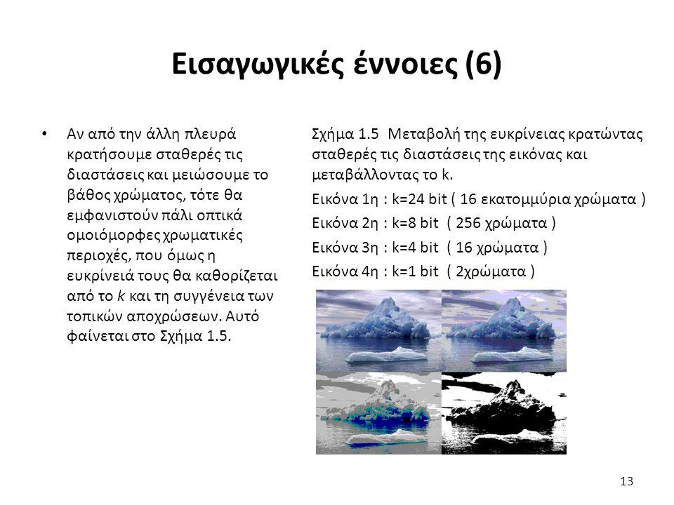 Εισαγωγικές έννοιες (6)