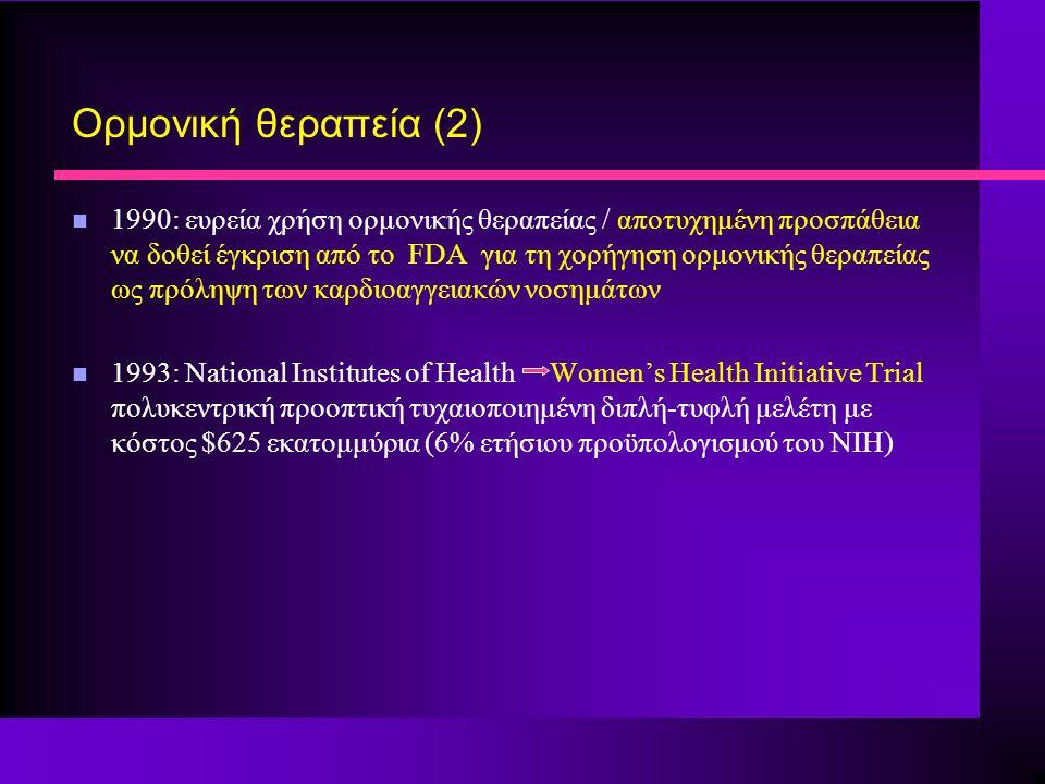 Ορμονική θεραπεία (2)