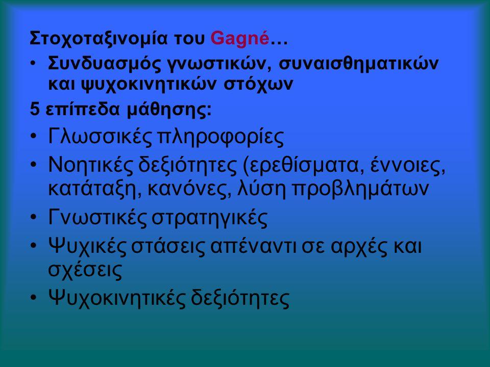 Γλωσσικές πληροφορίες