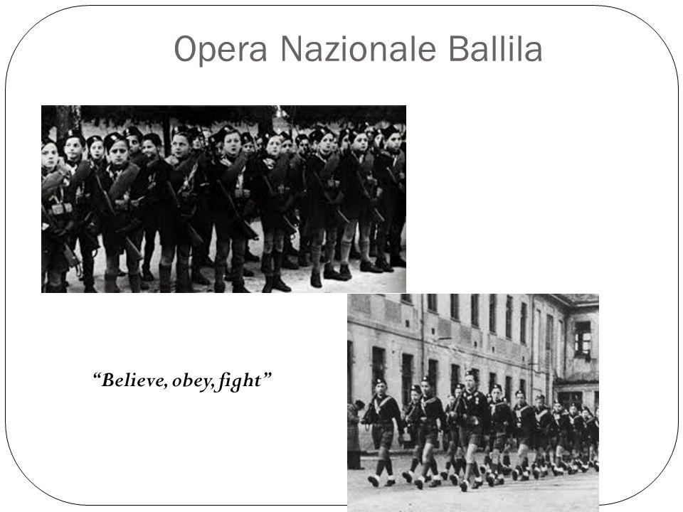Opera Nazionale Ballila