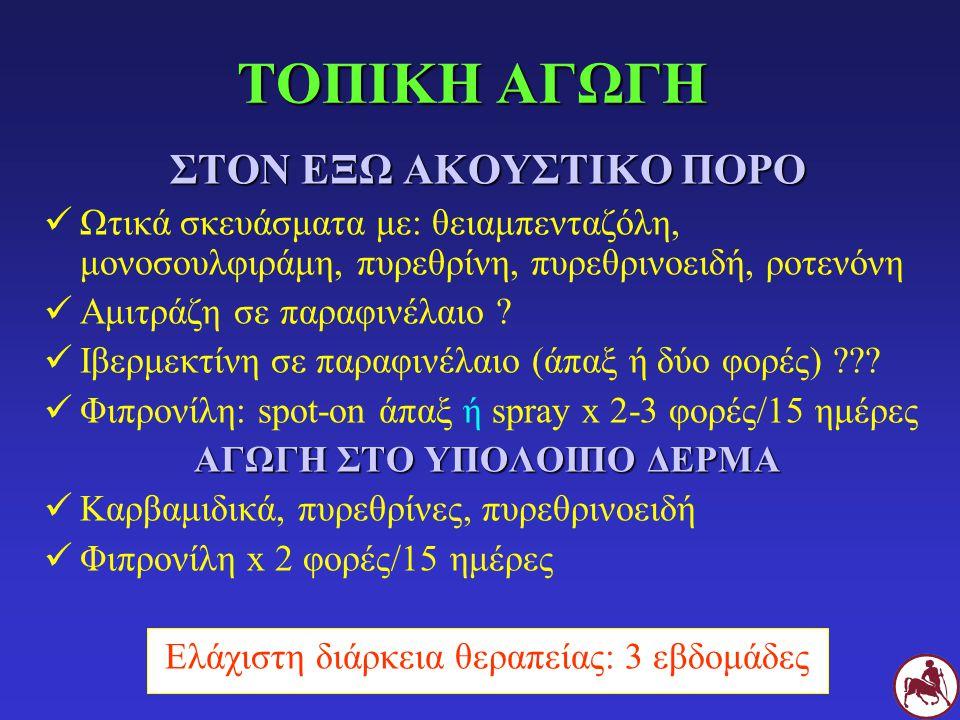 ΑΓΩΓΗ ΣΤΟ ΥΠΟΛΟΙΠΟ ΔΕΡΜΑ