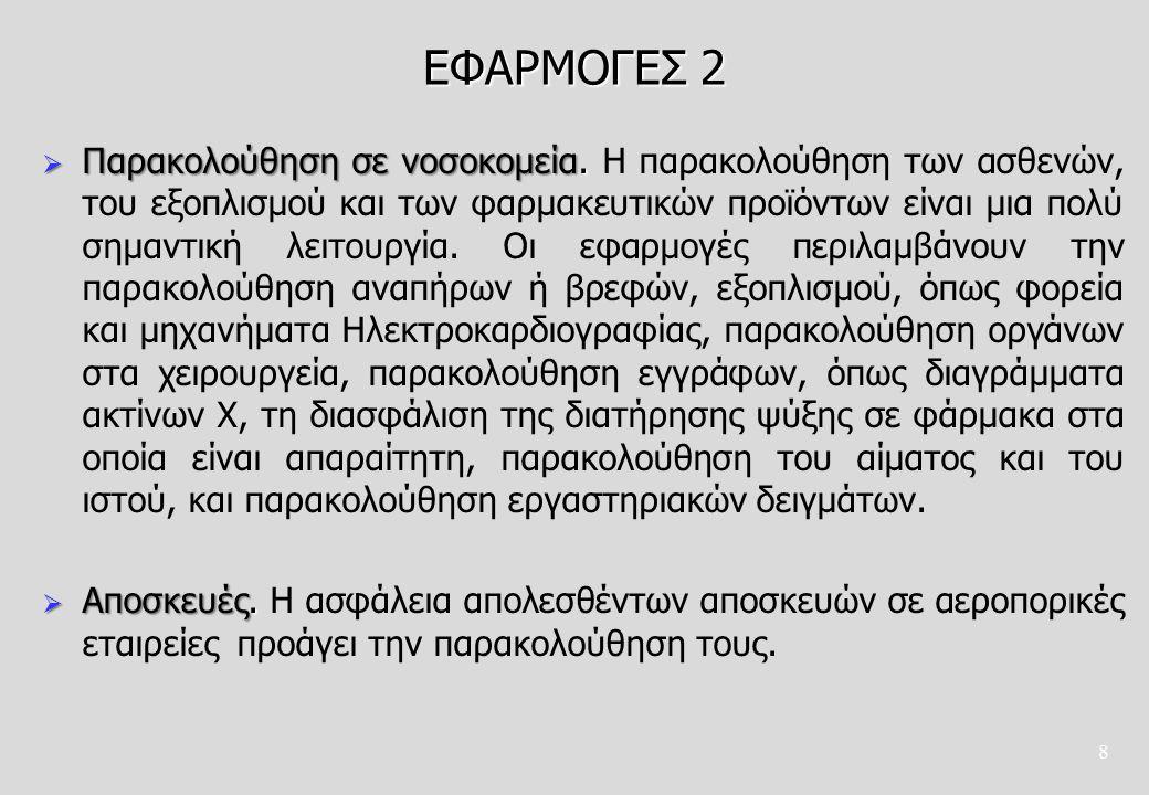 ΕΦΑΡΜΟΓΕΣ 2