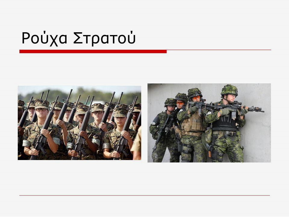 Ρούχα Στρατού