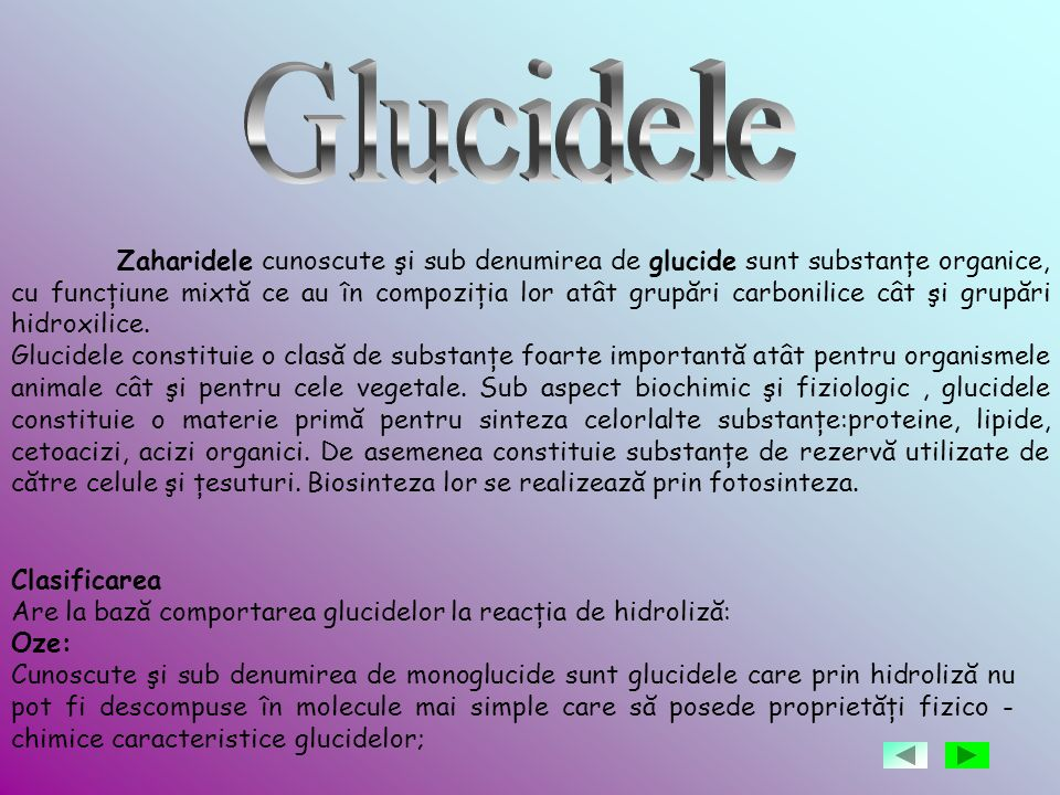 Glucidele