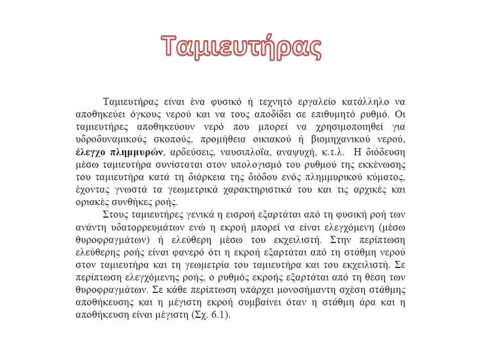 Ταμιευτήρας
