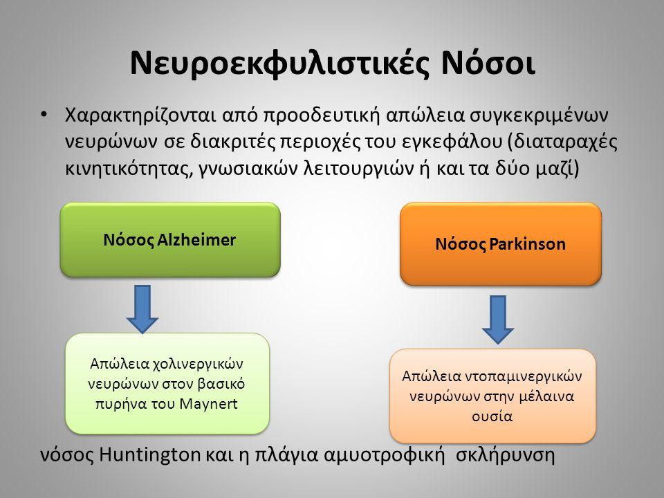 Νευροεκφυλιστικές Νόσοι
