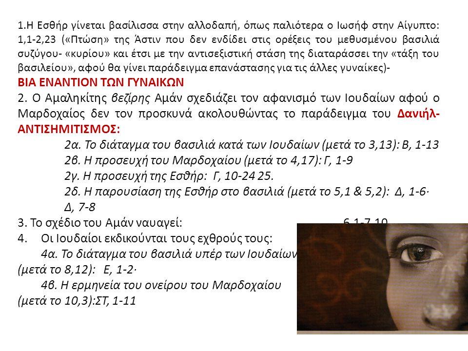 ΒΙΑ ΕΝΑΝΤΙΟΝ ΤΩΝ ΓΥΝΑΙΚΩΝ
