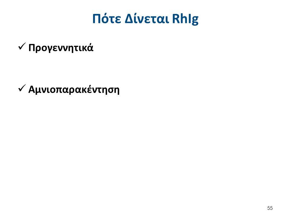 Rosette Test Σκοπός: Ποιοτικά: