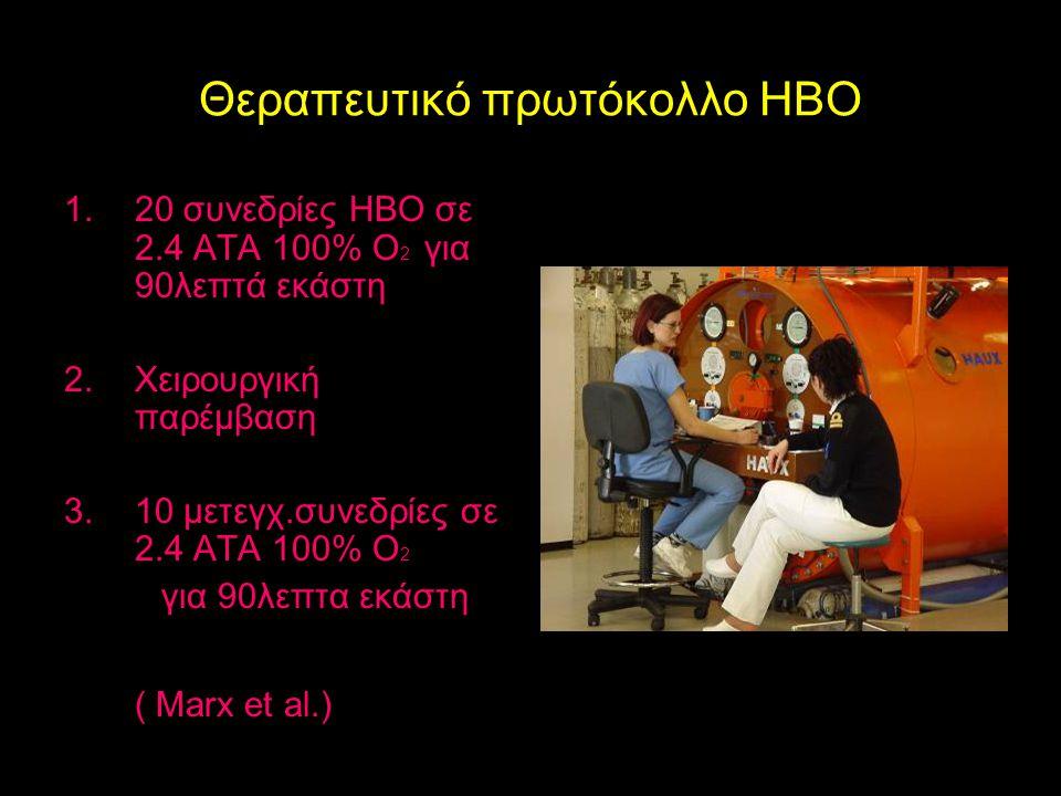 Θεραπευτικό πρωτόκολλο HBO