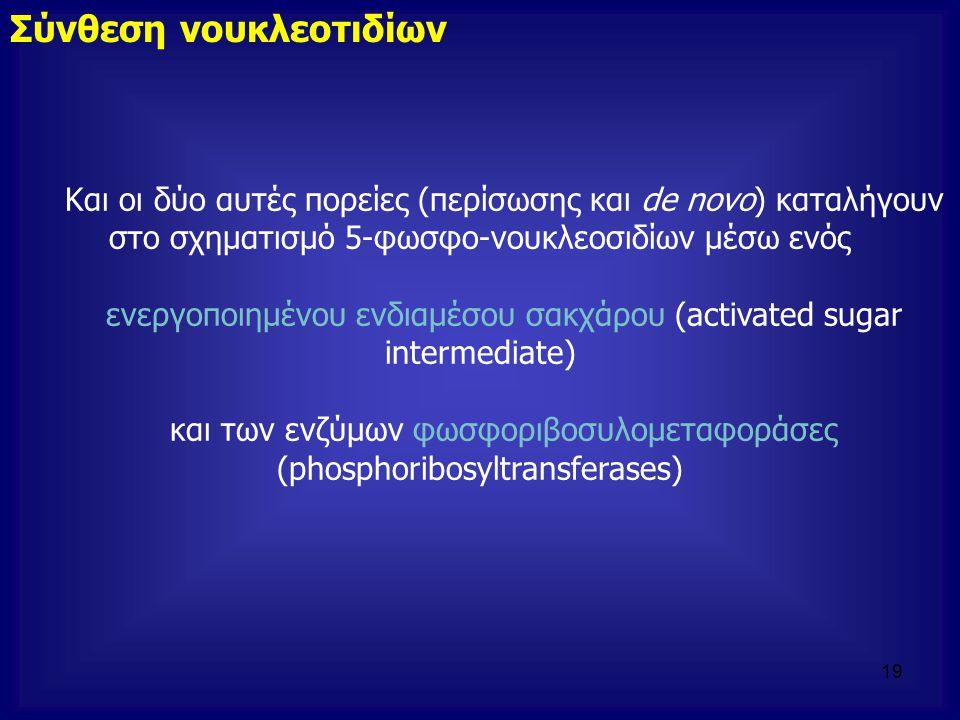 Σύνθεση νουκλεοτιδίων