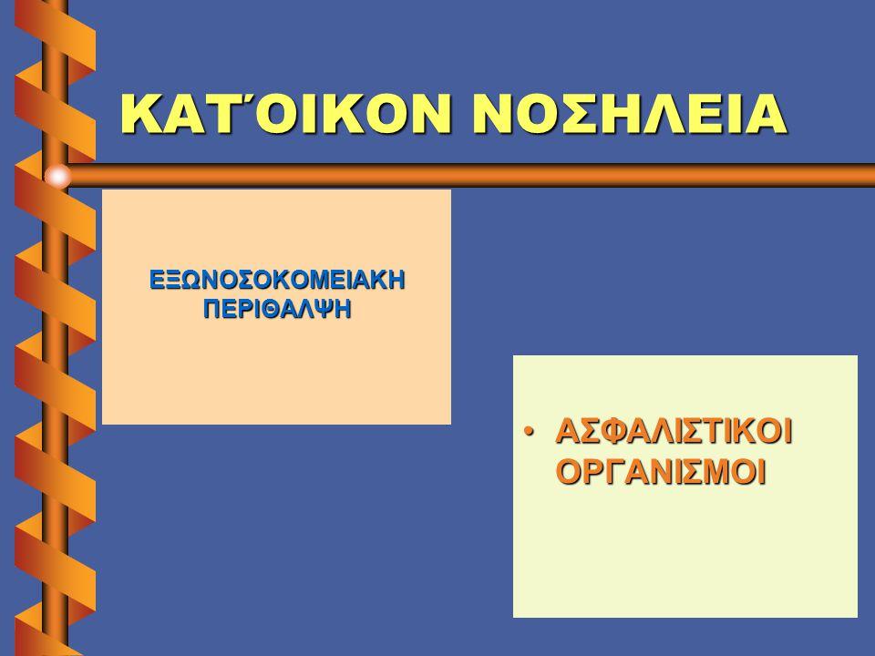EΞΩΝΟΣΟΚΟΜΕΙΑΚΗ ΠΕΡΙΘΑΛΨΗ