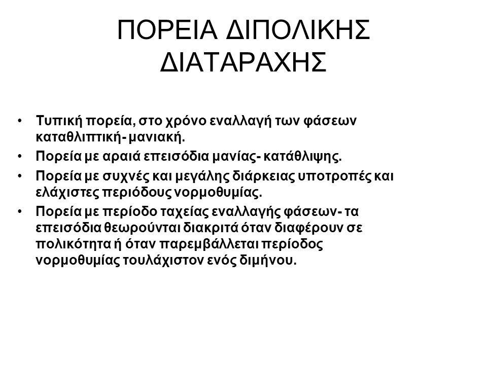 ΠΟΡΕΙΑ ΔΙΠΟΛΙΚΗΣ ΔΙΑΤΑΡΑΧΗΣ