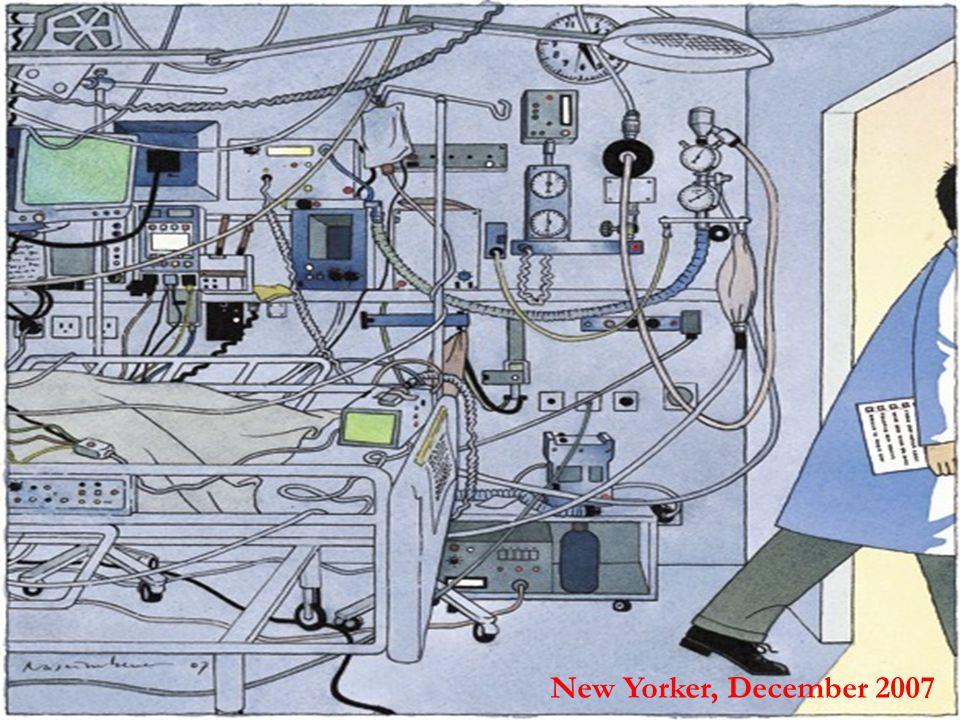 New Yorker, December 2007