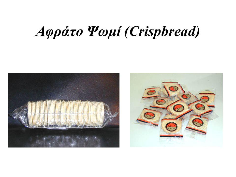 Αφράτο Ψωμί (Crispbread)