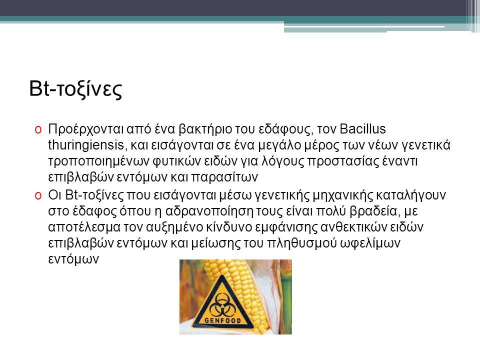 Βt-τοξίνες