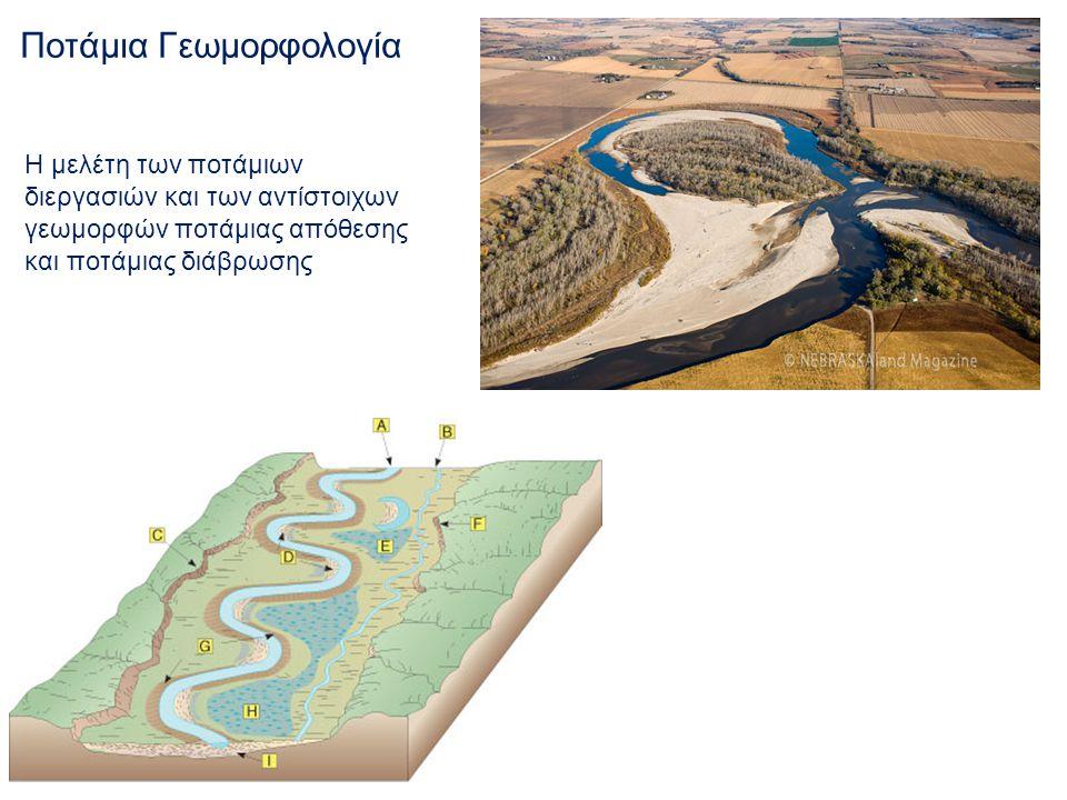 Ποτάμια Γεωμορφολογία