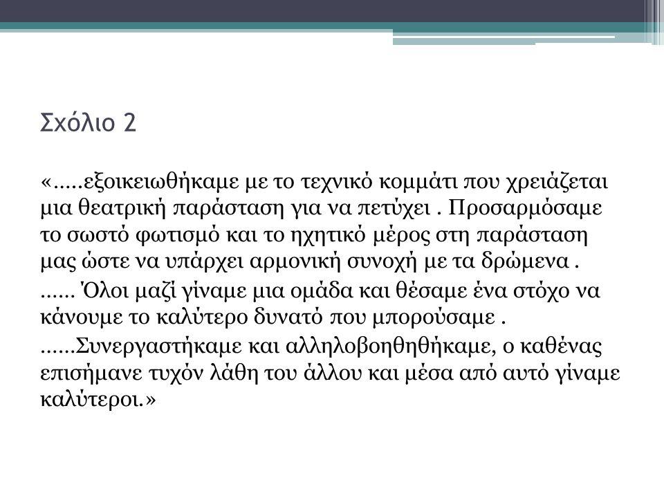 Σχόλιο 2