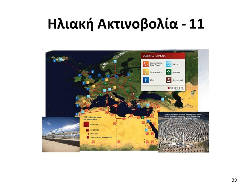 Ηλιακή Ακτινοβολία - 11