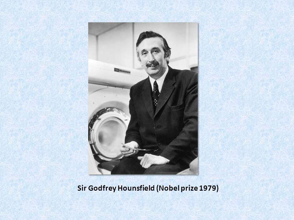 Sir Godfrey Hounsfield (Nobel prize 1979)