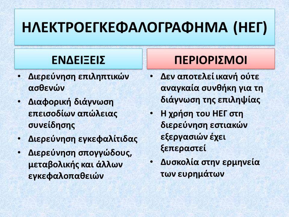 ΗΛΕΚΤΡΟΕΓΚΕΦΑΛΟΓΡΑΦΗΜΑ (ΗΕΓ)