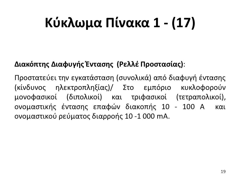 Κύκλωμα Πίνακα 1 - (17)
