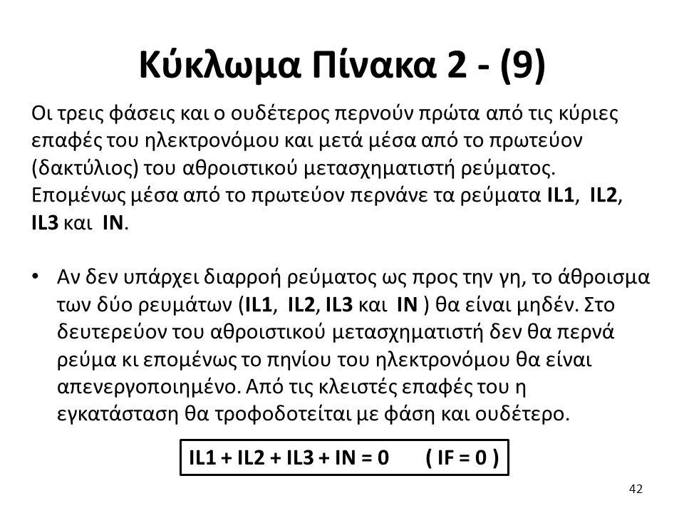 Κύκλωμα Πίνακα 2 - (9)
