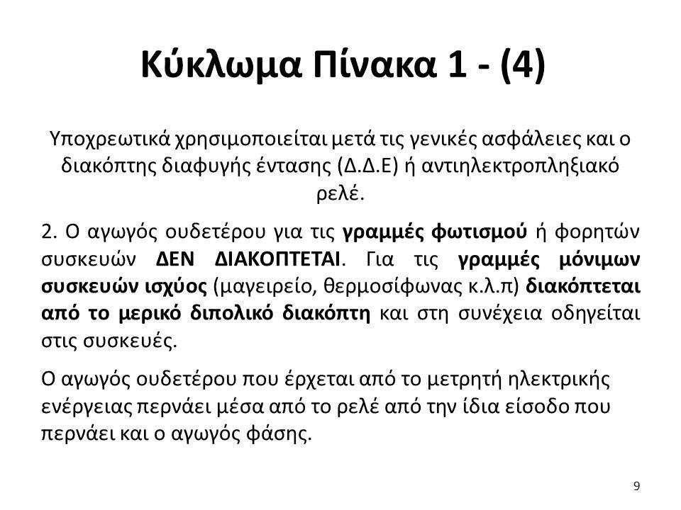 Κύκλωμα Πίνακα 1 - (4)