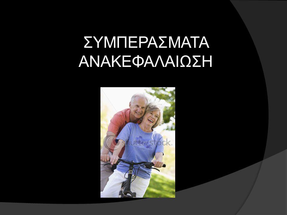 ΣΥΜΠΕΡΑΣΜΑΤΑ ΑΝΑΚΕΦΑΛΑΙΩΣΗ
