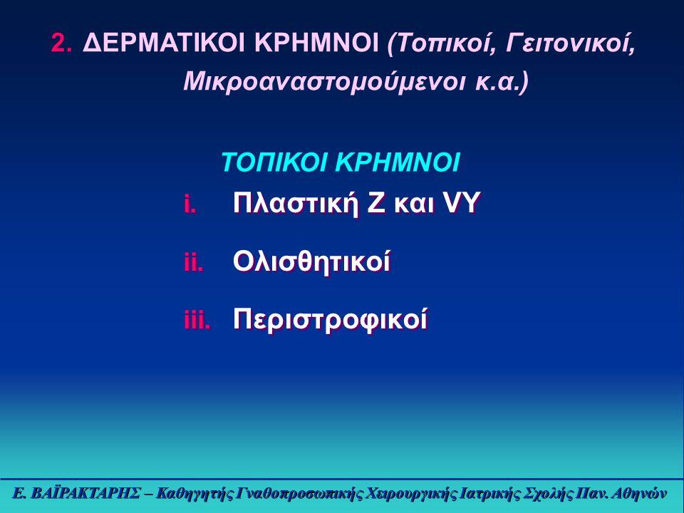 Πλαστική Ζ και VY Ολισθητικοί Περιστροφικοί