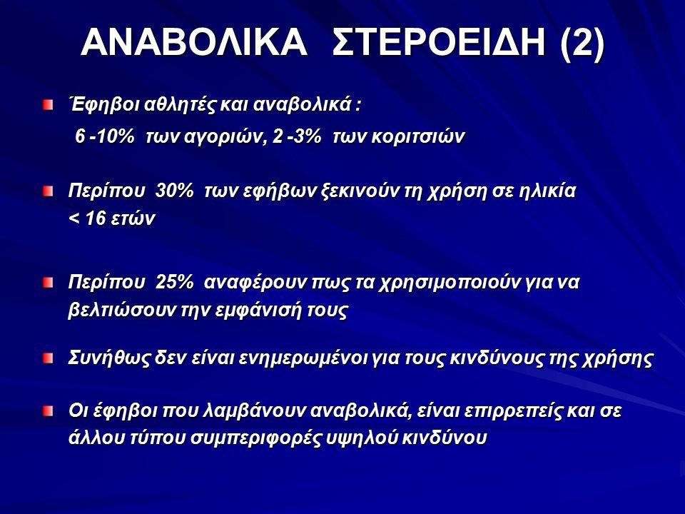 ΑΝΑΒΟΛΙΚΑ ΣΤΕΡΟΕΙΔΗ (2)