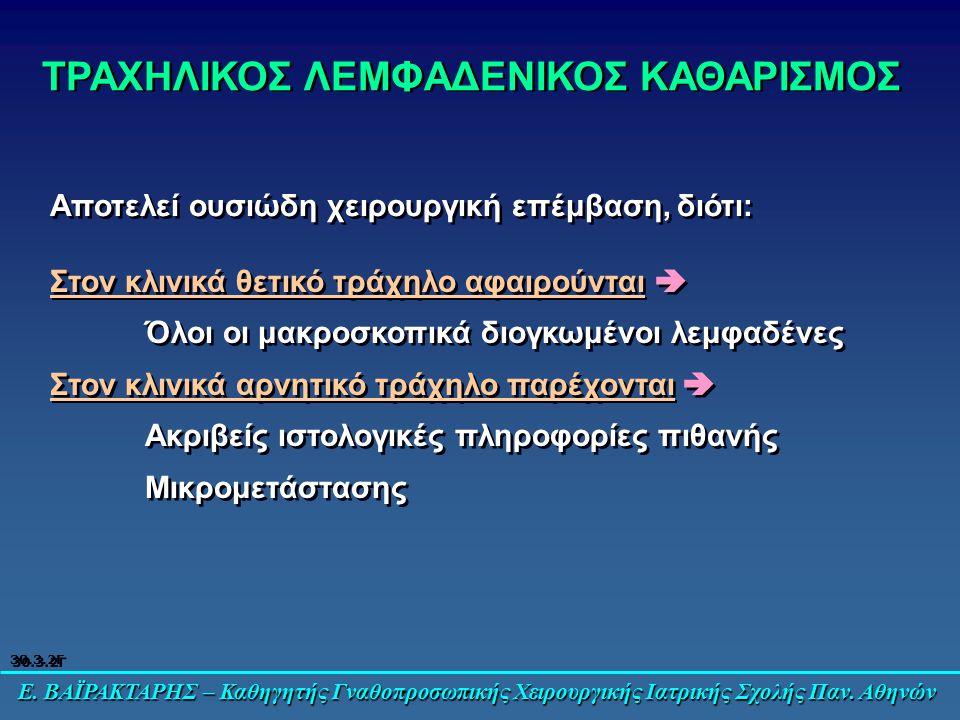 ΤΡΑΧΗΛΙΚΟΣ ΛΕΜΦΑΔΕΝΙΚΟΣ ΚΑΘΑΡΙΣΜΟΣ