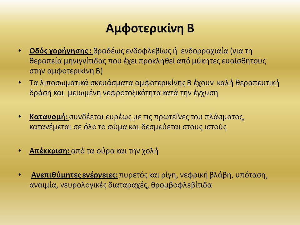 Αμφοτερικίνη Β