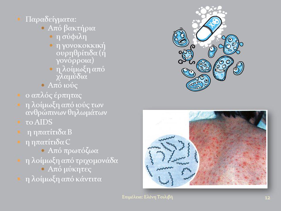 η γονοκοκκική ουρηθρίτιδα (ή γονόρροια)