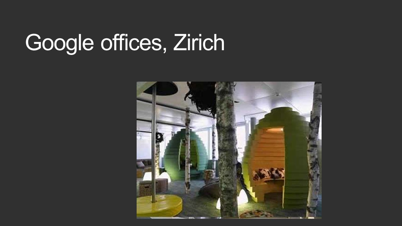 Google offices, Zirich