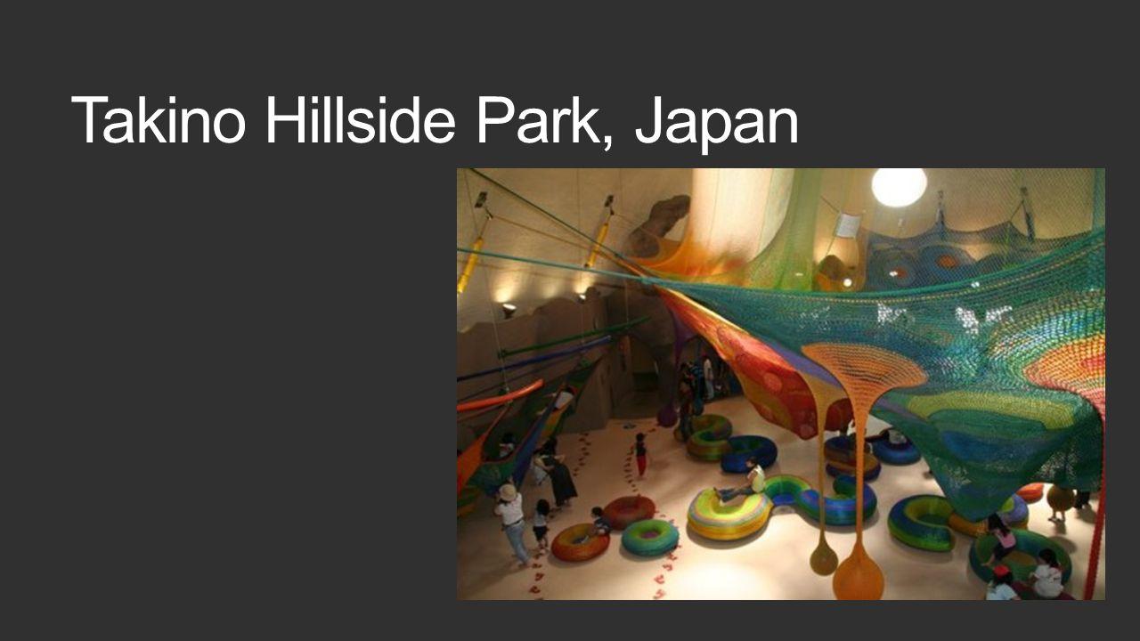 Takino Hillside Park, Japan