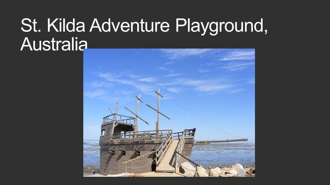 St. Kilda Adventure Playground, Australia