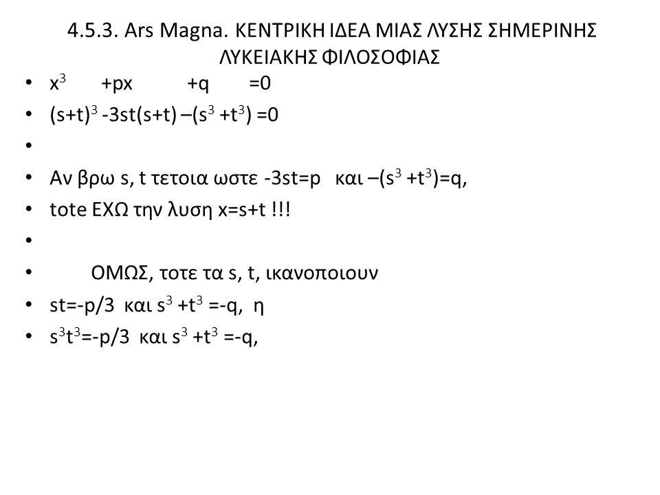 (s+t)3 -3st(s+t) –(s3 +t3) =0