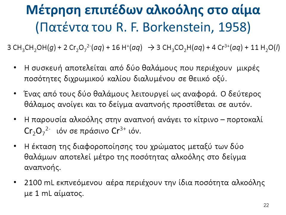 Αλκοόλες με βιοχημική δράση (1/3)