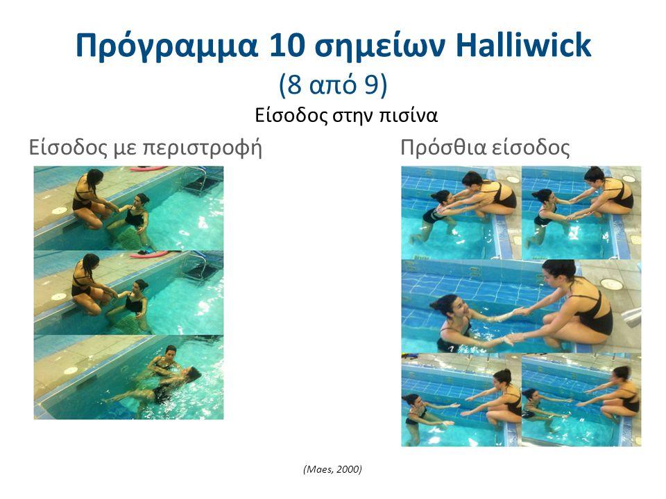 Πρόγραμμα 10 σημείων Halliwick