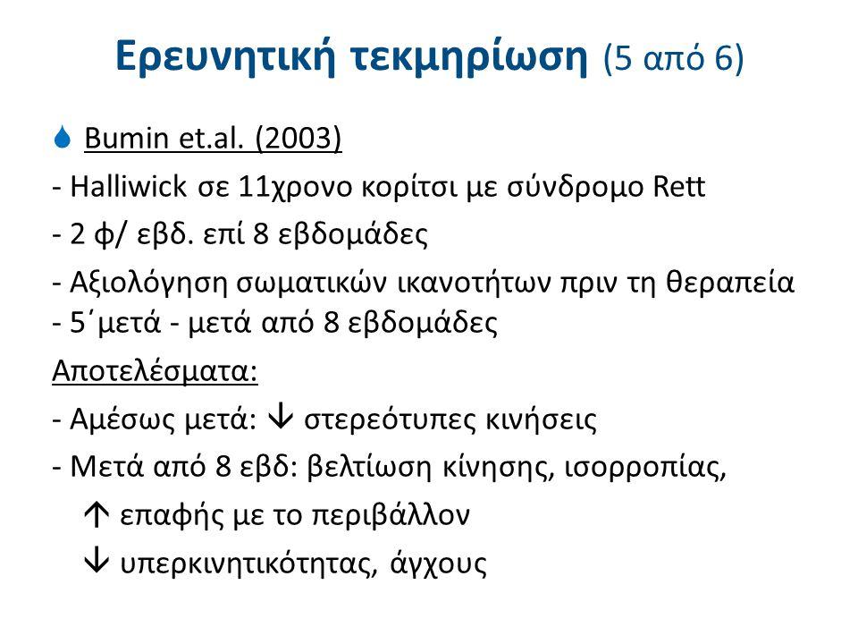 Ερευνητική τεκμηρίωση (6 από 6)