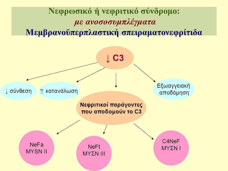 Νεφριτικοί παράγοντες