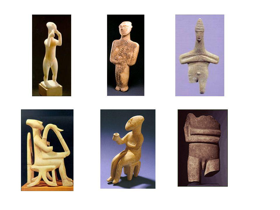 Ο Αρπιστής (Κέρος) - Πρωτοκυκλαδική II περίοδος - Αθήνα, Εθνικό Αρχαιολογικό Μουσείο.
