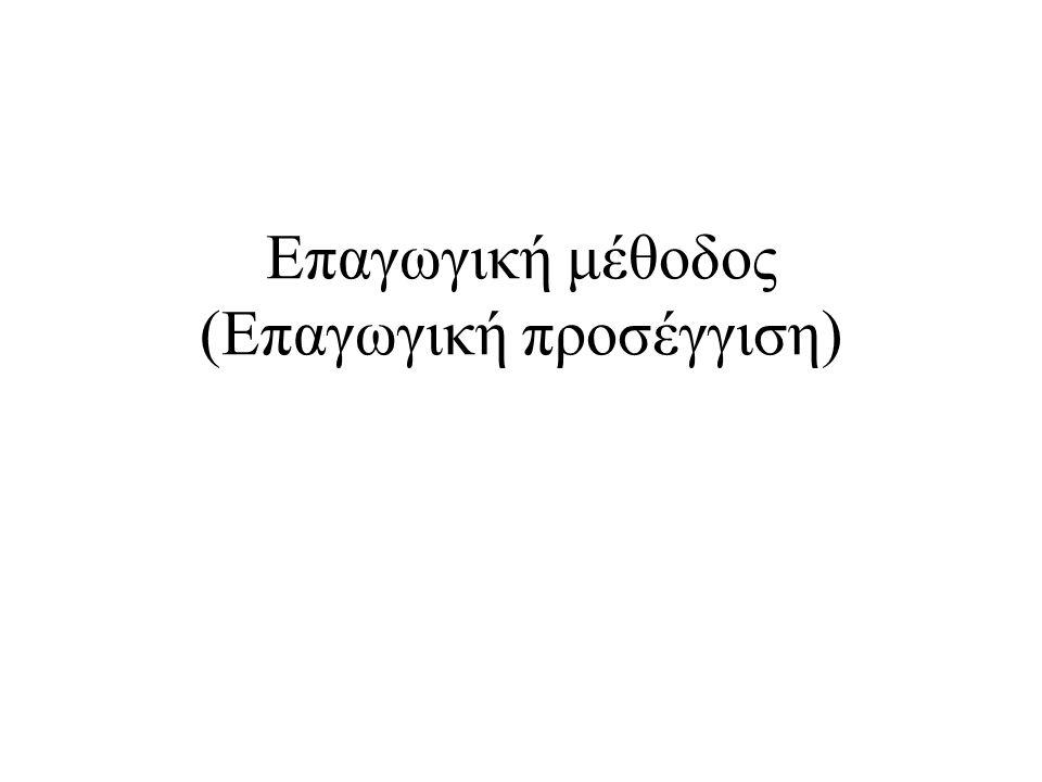 Επαγωγική μέθοδος (Επαγωγική προσέγγιση)