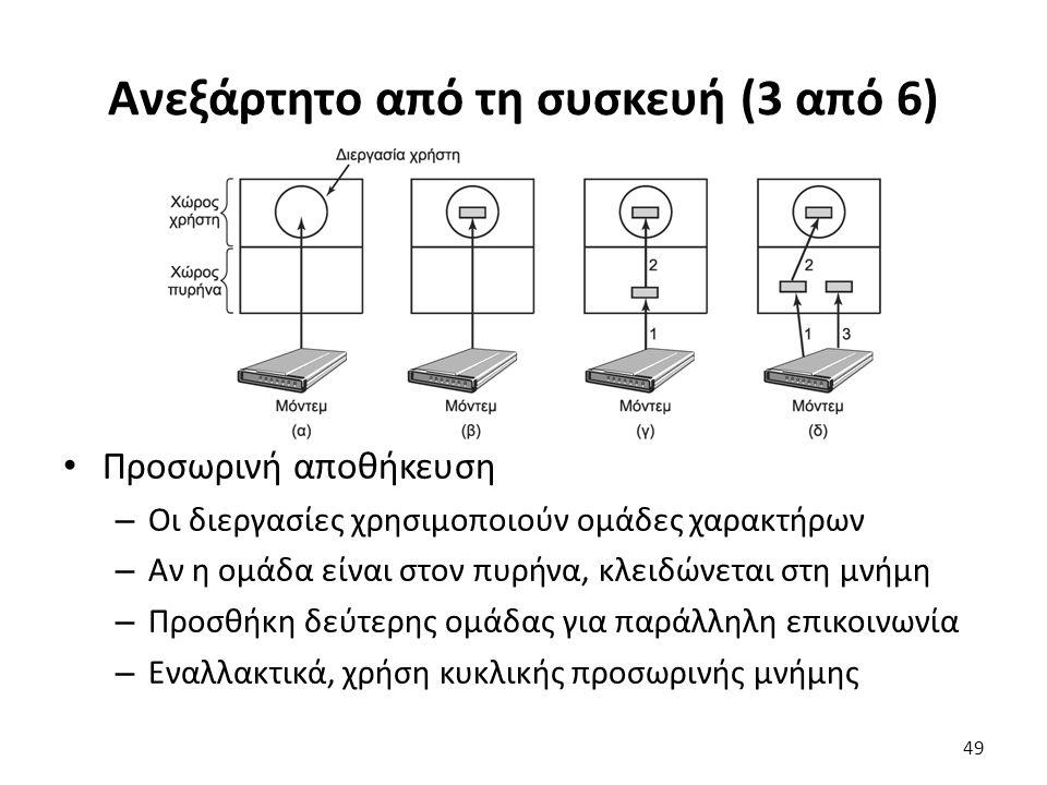 Ανεξάρτητο από τη συσκευή (3 από 6)