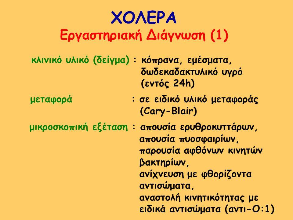 Εργαστηριακή Διάγνωση (1)