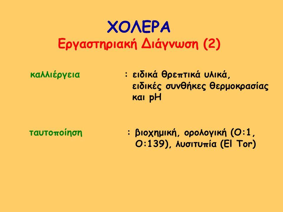 Εργαστηριακή Διάγνωση (2)